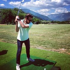 Training Day #Golf