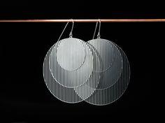 earrings by Krisztian Adam