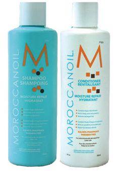 Moroccan Oil Shampoo & Conditioner