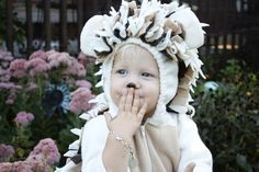 Baby Hedgehog by Alida Makes