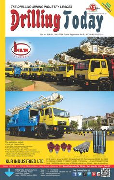 Drilling Today Magazine Edition September 2014 Page 1