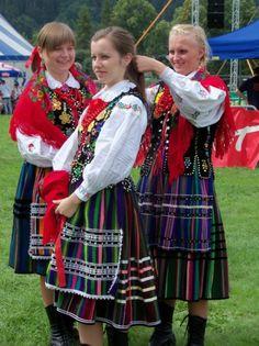 Folk Costume, Costumes, Polish Folk Art, Beautiful Little Girls, Traditional Dresses, Folklore, Harajuku, Product Launch, Culture