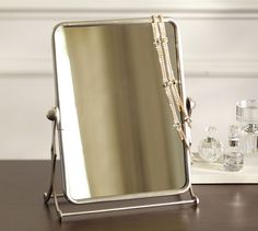 Vanity Mirror | Pottery Barn