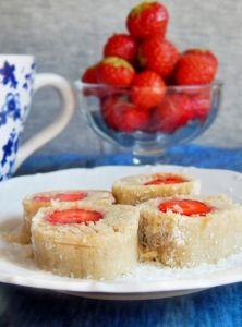 Low Carb Recipes, Sushi, Raspberry, Cheesecake, Paleo, Pudding, Sweets, Fruit, Food