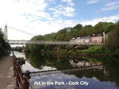 Art in the Park Fitzgerald Park Cork City 35 University College Cork, Art In The Park, Cork City, Chinese Martial Arts, Rivers, Bridges, Lakes, Irish, My Photos