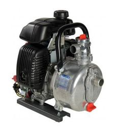 Tsurumi - TEF, TEW Centrifugal High Head Pumps by Tsurumi Engine   The TEF and TEW are self-priming centrifugal, high head pumps with 4 stroke Honda petrol engines. TEF3-50HA and TEW-50HA models feature three outlets for multi user applications found during fire fighting and dust suppression.  Blanking caps included for single user jobs such as drainage and transfer. The TEW-50HA has electric start and all models have oil alert for engine misuse protection. Supplied with strainers and…