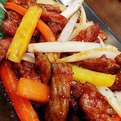 ピーマンが好きです。 でもパプリカはもっと好きです。 . #インスタはじめました #俺の揚子江 #東銀座 #銀座 #東京 #中華料理 #食べスタグラム #美味しいお店 #食べ歩き #銀座食べ歩き #銀座レストラン #銀座グルメ #銀座中華 #銀座散歩 #japan #tokyo #ginza #japanesefood #foodstagram #instafood #instagood #食べログ #インスタ食べログ化計画 #スマホ写真部 #iphone写真部 #食の記録