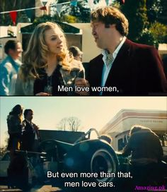 Men love women, But even more than that, men love cars #Amazing #Humor Amazing.pk