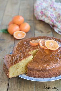 Pan d'arancio ricetta originale senza burro, torta con arance intere frullate ricetta Dulcisss in forno by Leyla