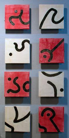 Jason Messinger Art: Vertical Murals from JasonMessingerArt