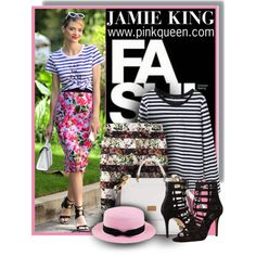 Designer Clothes, Shoes & Bags for Women Jamie King, Spring Looks, Charlotte, Michael Kors, Polyvore, Stuff To Buy, Shopping, Collection, Design