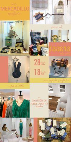 """Moda sostenible """"en persona"""" en Madrid"""