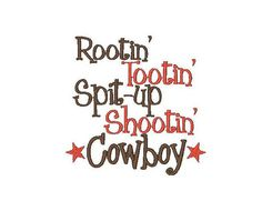quote for pic of the boys in their baby cowboy boots.