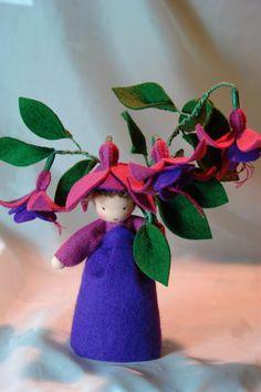 http://www.etsy.com/listing/76685037/fuchsia-flower-child-waldorf-inspired