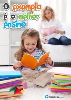 Familia.com.br | Incentivando a leitura: Como escolher bons livros para suas crianças.