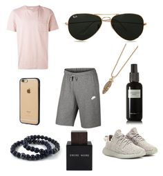 """""""Casual & fashionable"""" by natalie1027 on Polyvore featuring Oliver Spencer, adidas Originals, Topman, Incase, Lalique, David Mallett, men's fashion and menswear"""