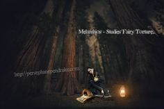 Melanthios Studies In The Forest Of Depravation  http://persephanependrake.com