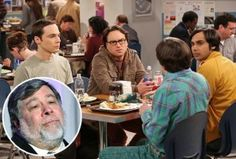 The Big Bang Theory Moves Steve Wozniak to Tears