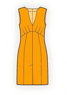 4208 kjole
