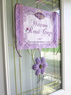 Nyomi's Sofia The First Inspired 4th Birthday Princess Party | CatchMyParty.com