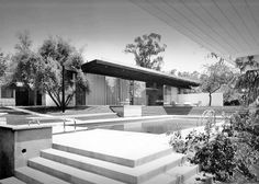 Richard Neutra (1892-1970) was one of the most important architects of the mid-century modern period. Born and educated in Vienna, he moved to the US (California) in 1923, where he introduced his c…