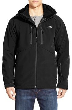 The North Face 'Storm Peak - TriClimate®' Windproof & Water Resistant Hooded 3-in-1 Jacket available at #Nordstrom