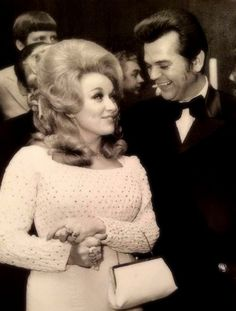 Dolly Parton and Conway Twitty