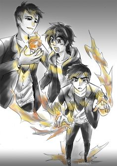 My brother Tadashi as a fire bender plz Tadashi plz be alive out there maybe you ran in the fire so you can protect me and Hiro from you you won't hurt us Tadashi we will understand plz come back to us we miss you