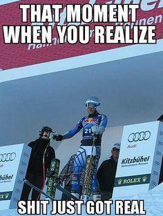 alpine ski racing quotes - Google Search