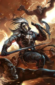 Ares Greek God of War