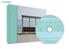 "BTS ""WINGS You Never Walk Alone"" Left Ver. K-POP CD+Photobook+Photocard Sealed #Pop"