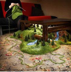Magdalena Bors - Creative Photographic Artist - My Modern Metropolis Magdalena, Its Nice That, Yarn Bombing, To Infinity And Beyond, Australian Artists, Fantasy World, Love Art, Artsy Fartsy, Decoration