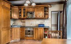 Horská chata Orešnica Kitchen Cabinets, Spa, Relax, Home Decor, Decoration Home, Room Decor, Cabinets, Home Interior Design, Dressers
