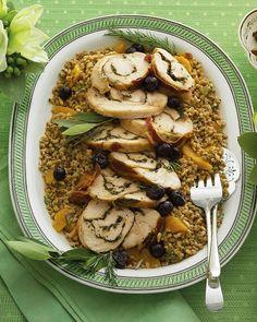 Tuscan-Roast Turkey Breast - Martha Stewart Recipes