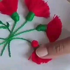 Hand embroidery ideas step by step for beginner handembroidery embroidery ideas crafts diy art fabriccrafts embroideryandstitching embroidery and stitching videos Ribbon Embroidery Tutorial, Hand Embroidery Videos, Embroidery Flowers Pattern, Embroidery Stitches Tutorial, Sewing Stitches, Learn Embroidery, Crewel Embroidery, Hand Embroidery Patterns, Embroidery Techniques