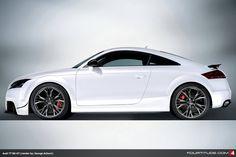 Audi TT RS-GT by George Achorn