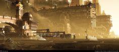 Steampunk Landscape