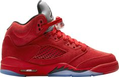size 40 b19cc 1bb5f Jordan Kids  Grade School Air Jordan 5 Retro Basketball Shoes
