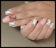 Nail Designs, Creations, Beauty, Art, Tape Nails, Bias Tape, Ongles, Art Background, Nail Desings