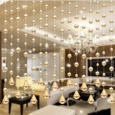 Crystal Garland, Crystal Beads, Glass Beads, Glass Crystal, Crystal Rhinestone, Crystal Healing, String Curtains, Tassel Curtains, Crystal Curtains