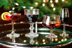 How To Cocktail Before, During And After A Holiday Feast