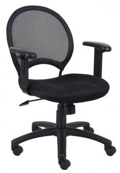 officefurniturebiz your source for office chairs boss mesh chair with adjustable arms 13488 bedroommarvellous office chairs bones furniture company