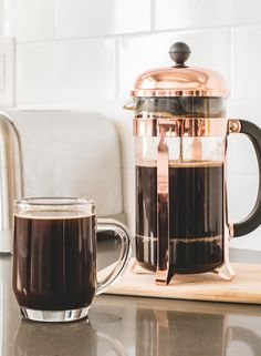 Your Guide For Choosing (and Brewing!) the Perfect Cup of Coffee
