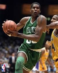 One of the greatest NBA basketball players in history, vegetarian Robert Parish played center for the Boston Celtics alongside Larry Bird. He was inducted into the Basketball Hall of Fame in 2003.