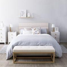 Guest Bedrooms, Girls Bedroom, Bedroom Decor, Boho Chic Interior, Interior Design, Room Divider Walls, First Apartment Decorating, Dream Home Design, Grey Walls