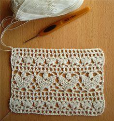 "Bolero ""Lovely tulips"" - knit together online - Home Moms"