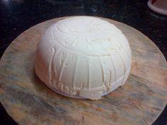 PitasRock - Recetas Musica y Kefir: queso de kefir madurado