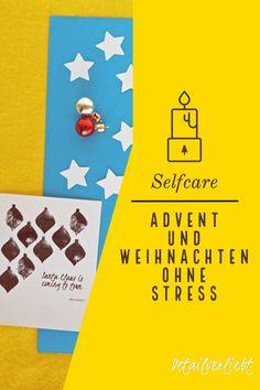 Weihnachten ohne Stress – 6 ultimative Tipps für eine entspannte Adventszeit. Die Adventszeit richtig genießen und Weihnachten ohne Stress verbringen kannst. Mit diesen ultimativen Tipps geht verbringst Du eine entspannte Zeit. Die besten Tipps zur Weihnachtsorganisation findest Du auf www.detail-verliebt.de #selfcare #weihnachtenohnestress #weihnachten #stessbewältigung #organisieren #organisation #tipps #tippsundtricks Stress, Diy Weihnachten, Self Care, Tours, Routine, Movie Posters, Winter, Blog, At Home Spa