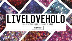 LiveLoveHolo - We Love Holo   Shop Holographic Nail Arts