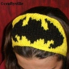 Free batman knitting patterns.  How to knit batman designs. Find lots of great batman knitting charts perfect for making a knit batman sweater,...